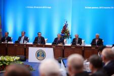 The Constitution states common values shared by all people of Kazakhstan - Nursultan Nazarbayev